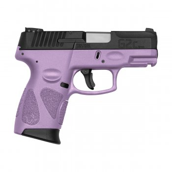 PISTOLA G2C Cal. 9mm LIGHT PURPLE