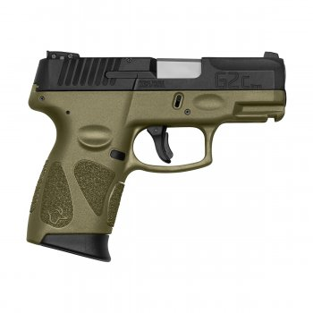 PISTOLA G2C Cal. 9mm OD GREEN
